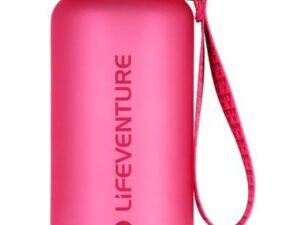 Butelka lifeventure tritan bottle, 650 ml – różowa