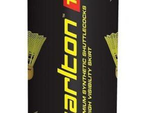 Lotki badminton carlton t800 yellow-blue średnie