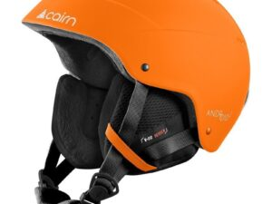 Kask narciarski cairn android j – mat orange