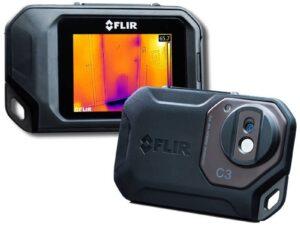 Kamera termowizyjna flir msx wifi 80x60px 150stc, c3