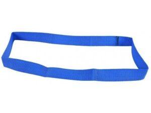 Szarfa gimnastyczna niebieska