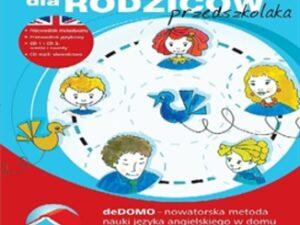 Angielski dla rodziców przedszkolaka. Przewodnik językowy. deDOMO (ebook)