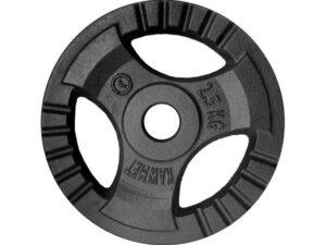 Obciążenie żeliwne kierownica 2,5 kg otwór 30,5 mm