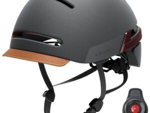 Inteligentny kask rowerowy led/sos livall bh51m
