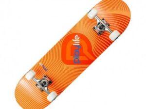 Deskorolka playlife illusion orange 31″x8″ 880284
