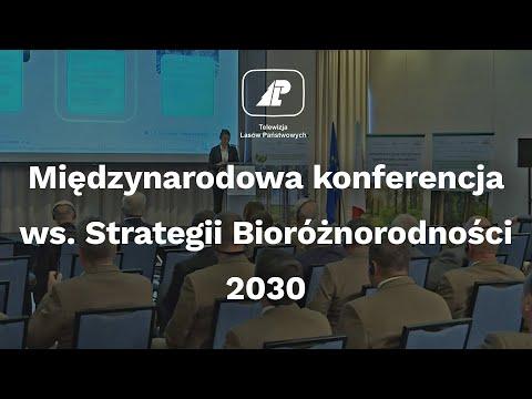 Read more about the article Międzynarodowa konferencja ws. strategii bioróżnorodności 2030